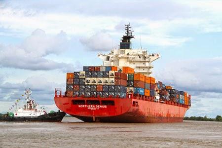 Đề nghị cho Tân Cảng Hiệp Phước được đón tàu 50.000 tấn