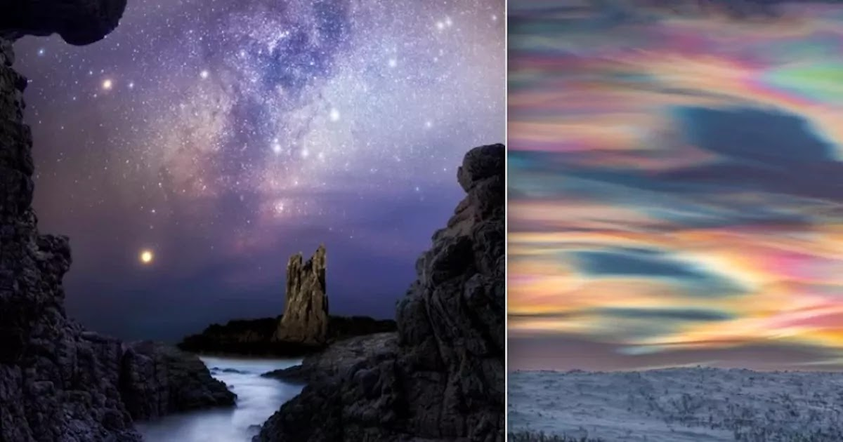 The Shortlisted Photographs For The 2020 Astronomy Photographer Of The Year Award Have Been Revealed And Are Absolutely Out Of This World!