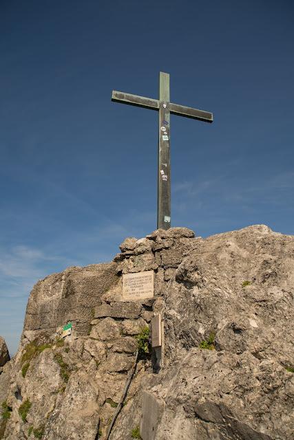 Gaisberg und Nockstein von Koppl  Wanderung FuschlseeRegion  Wandern Salzkammergut 12