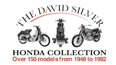 One for my mate Jeff: The David Silver Honda Museum celebrates 50 year of the CB750!