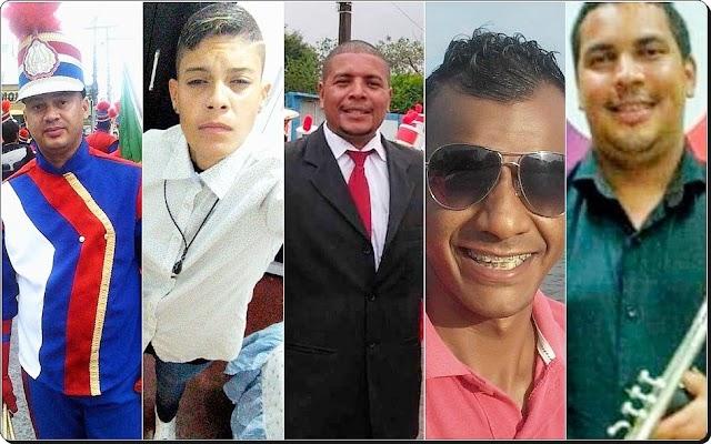 APOSENTADO, MÚSICO, PROFESSOR QUE TIRAVA DO PRÓPRIO BOLSO PARA A FANFARRA: CONHEÇA AS VÍTIMAS DA TRAGÉDIA NA BR-116
