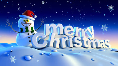 Merry Christmas Quotes, Snowman