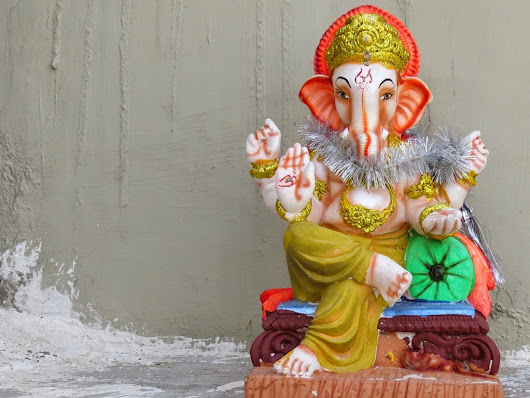 Lord Ganesha Desktop Wallpapers Latest