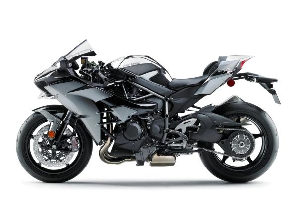Kawasaki Ninja H2 Dan H2R 2016