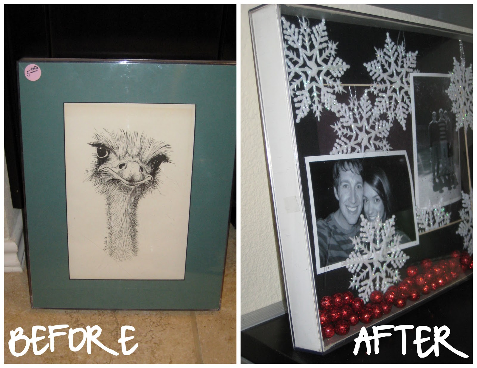 Christmas Craft14 Holiday Shadow Boxes