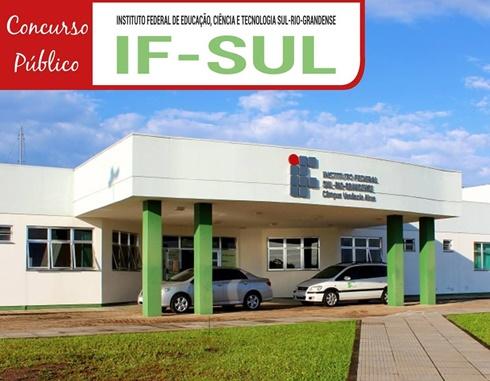 edital IFSul concurso {Técnico Administrativo} Médio e Superior