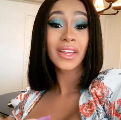 Cardi B speaks out about the government shutdown: 'our country is in a hell hole right now'