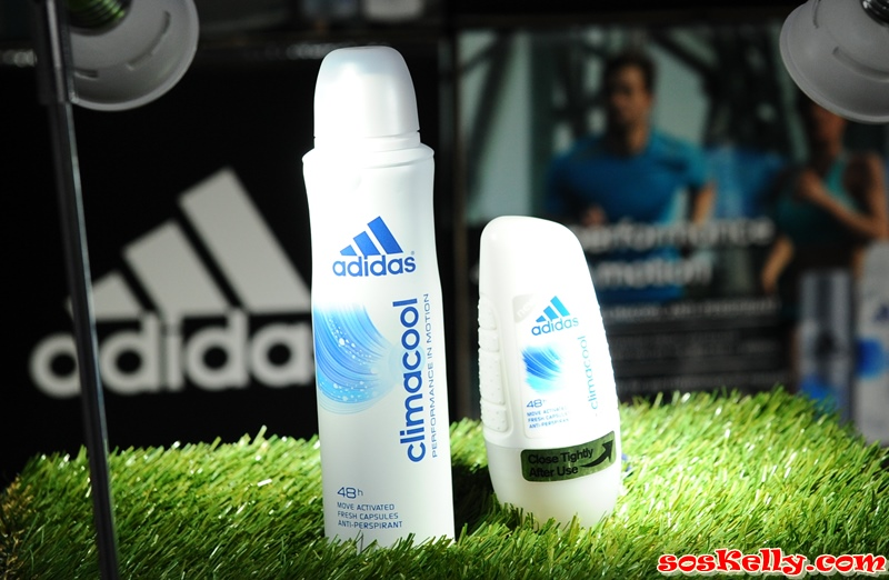 super popular f07ce 100a0 SOS Kelly: adidas ClimaCool Anti-Perspirant, Performance in ...