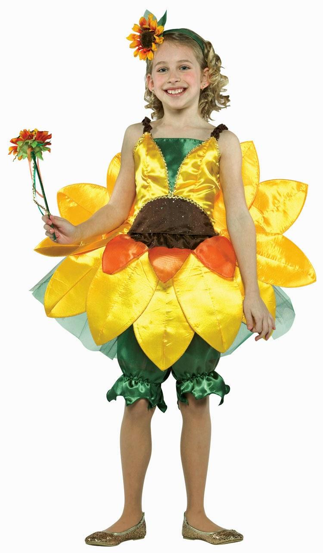 Girls Flower Costume Http Refreshrose Blogspot Com