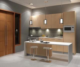 Daftar Harga Kitchen Set Tebaru