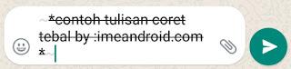 Trik whatsapp keren