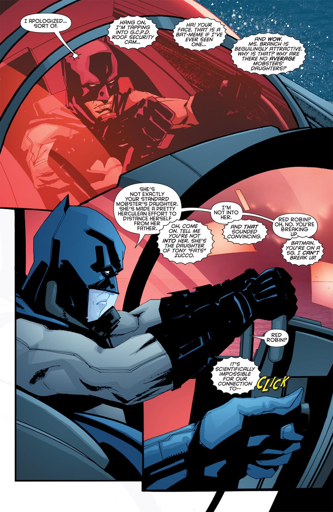 Detective Comics (1937) 877 Page 17