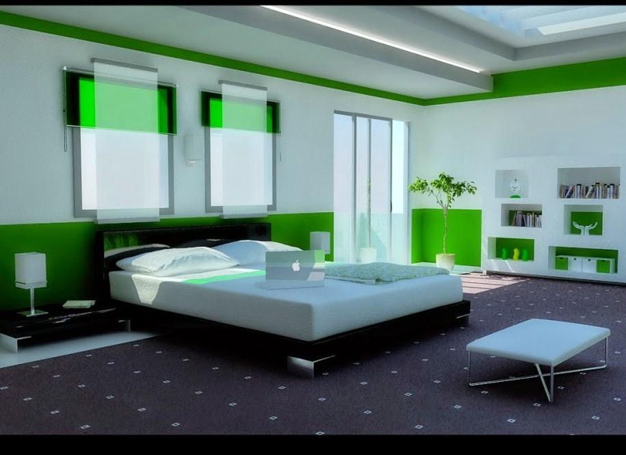 warna cat kamar tidur sempit agar terlihat luas 6