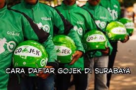 Cara Daftar Gojek Di Surabaya - Lowongan Kerja Ojek Online Terbaru 2018