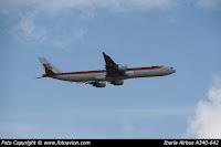 Airbus A340 / EC-JPU