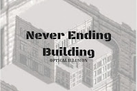 Here is the building which never ends