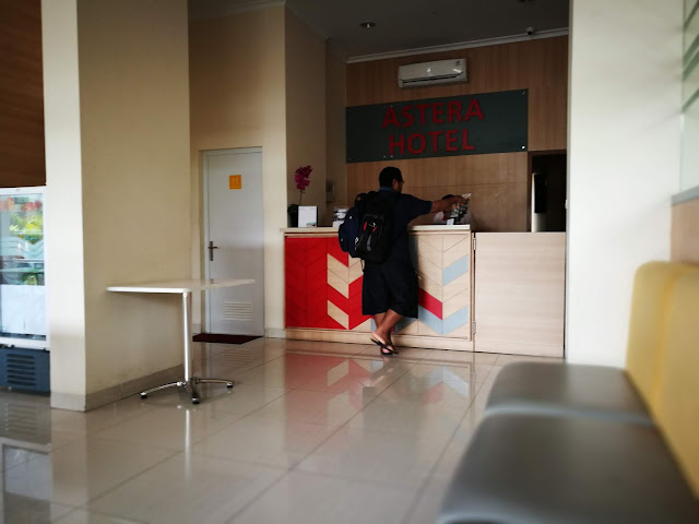 hotel budget di bintaro