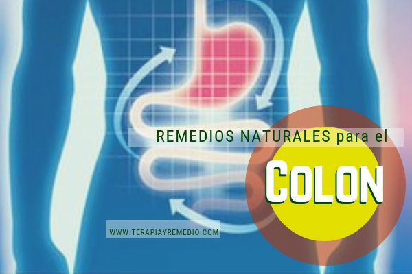 Remedios naturales para el colon irritable.