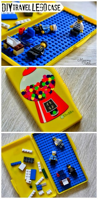 Custom, baby wipe case, Silhouette, Silhouette Studio, free cut file, legos