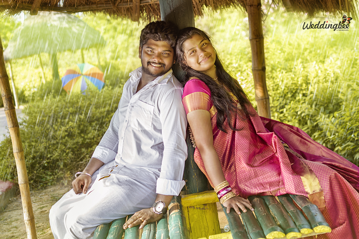 Tsk + Vaishanavi | Couple Shoot