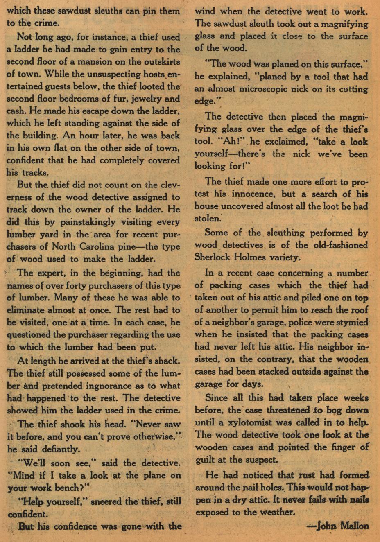 Read online Detective Comics (1937) comic -  Issue #226 - 26