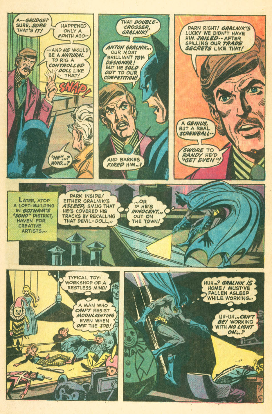 Detective Comics (1937) 427 Page 12