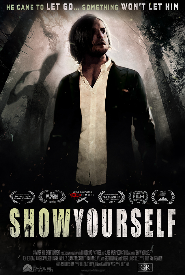 SHOW YOURSELF dvd