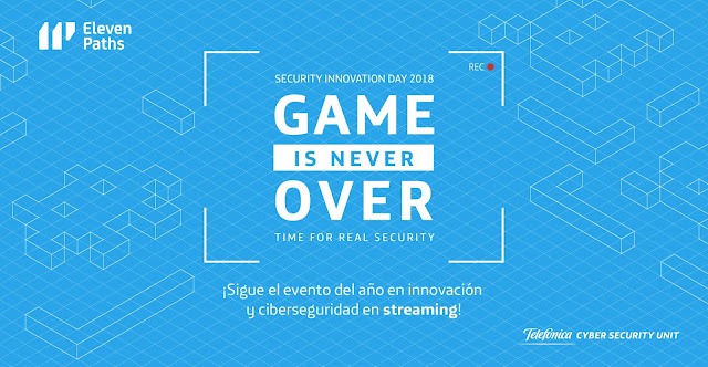 Security Innovation Day 2018 Streaming imagen