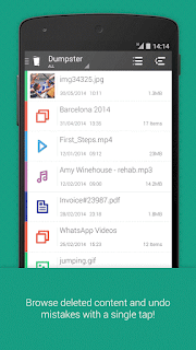 Aplikasi Android Kembalikan Foto dan Video Terhapus
