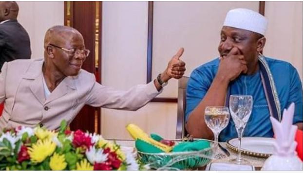 Posterity will judge you, Okorocha tells Oshiomhole