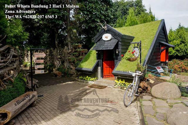 Paket Wisata Bandung 2 Hari 1 Malam Harga Murah - Bandung Tour And Travel - Zona Adventure