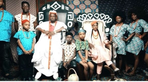 "Tiwa Savage Flashes City People Magazine In New Video ""If I Start To Talk"" [WATCH]"