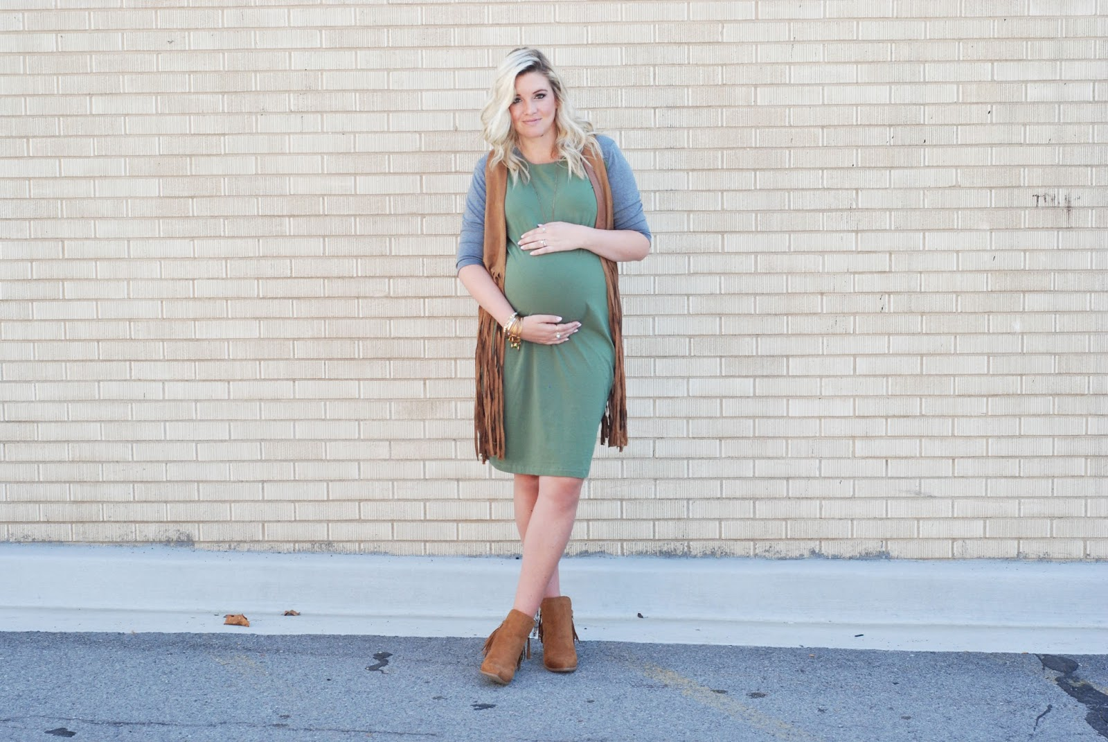 Fringe, The Jean Girl, Fall Outfit