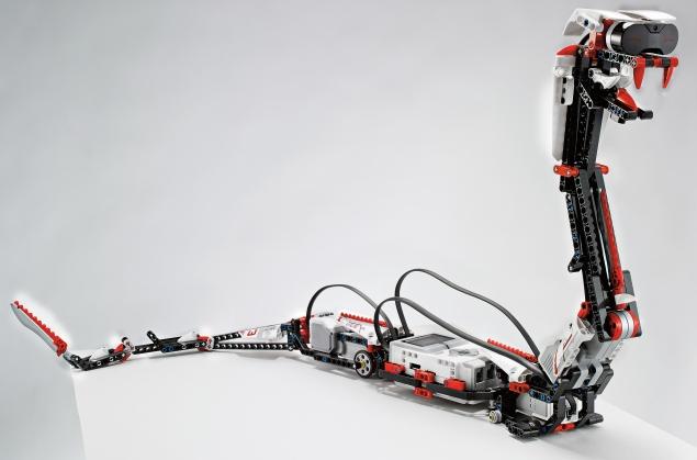 Idle Hands: LEGO MINDSTORMS EV3