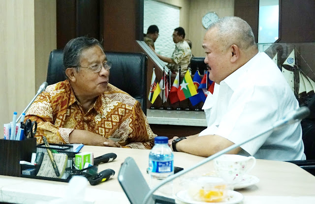 Alex Noerdin: Pak Menteri Ingin Tanjung Carat Dipercepat
