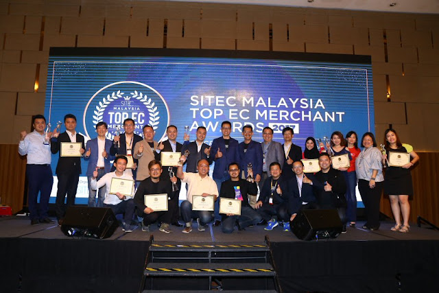 Malaysia Top E-Commerce Merchant Awards 2017