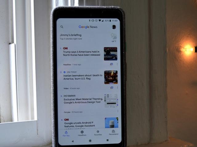 Google News y el Asistente de Google comenzarán a trabajar juntos