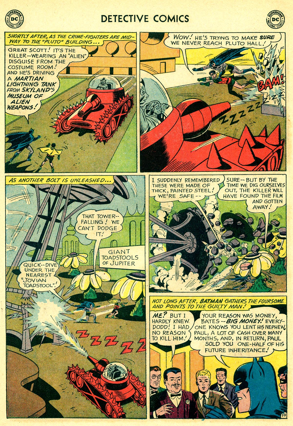 Detective Comics (1937) 303 Page 13