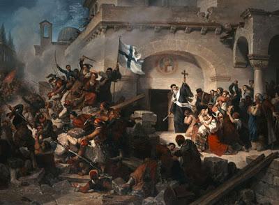 Σαν σήμερα-Tο ολοκαύτωμα του Aρκαδίου (9/11/1866)