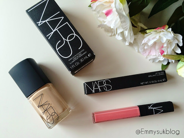 Nars Makeup Haul