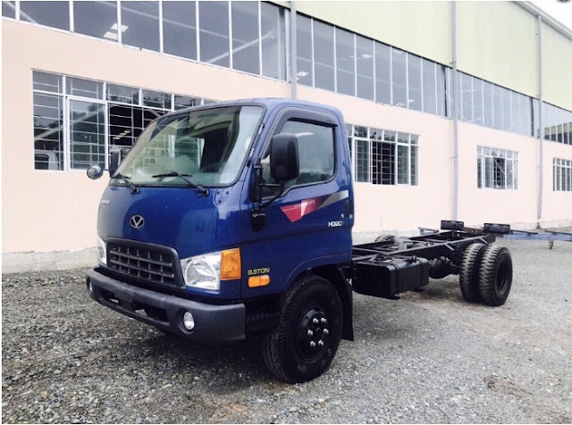 Hyundai hd120S Tư vấn mua xe tải Hyundai HD120S 8,5 tấn Đô Thành hd 120s 8 252C5 tan