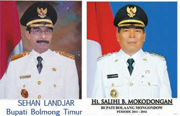 Bupati Boltim Bisa Dianggap Curi PNS Bolmong Induk
