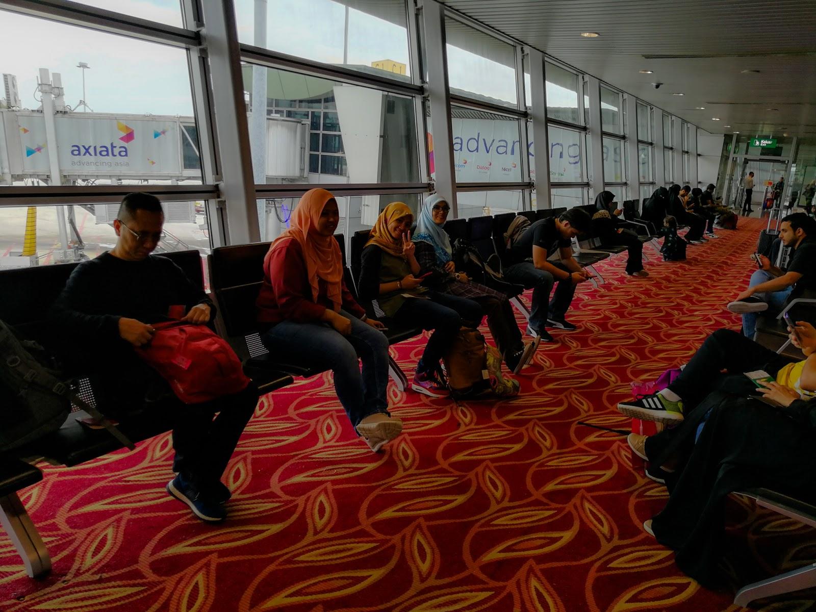 Dari Kuala Lumpur Hingga Ke Munich - 3