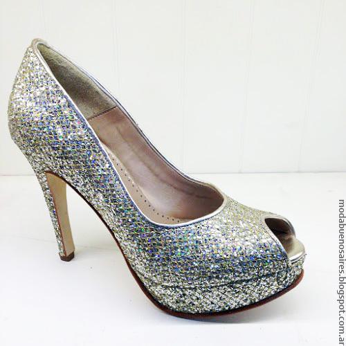 Moda primavera verano 2017 Andrea Bo. Moda verano 2017 zapatos y sandalias.