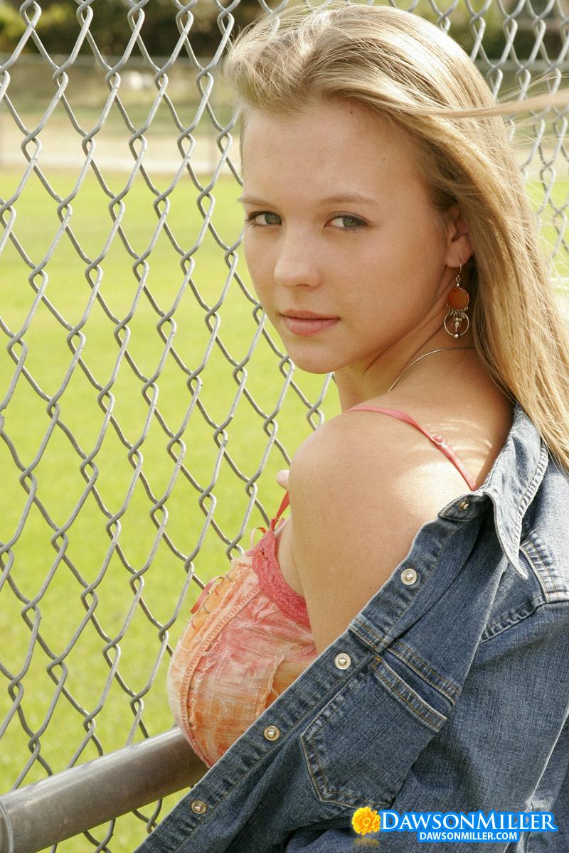 NUDE ENGLISH GIRLS: DAWSON MILLER