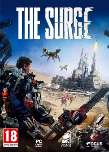 The Surge PT-BR + CRACK PC Torrent