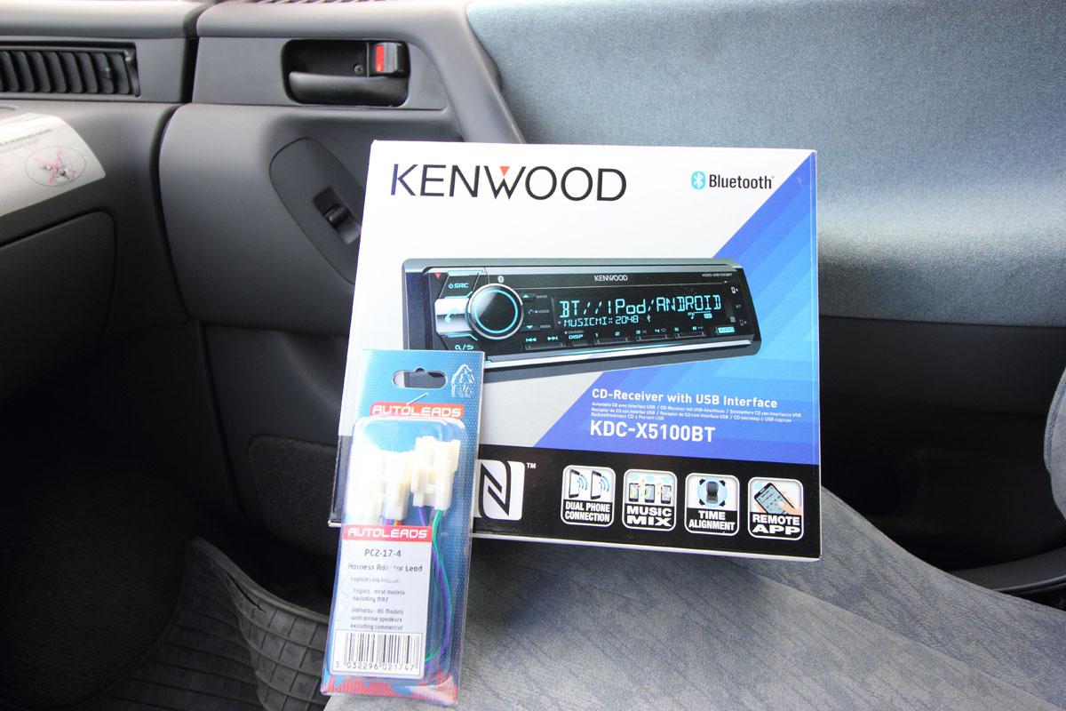 How to remove the car radio