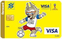 Promoção Torcida Brasil Ourocard Visa promocaotorcidabrasil.com.br