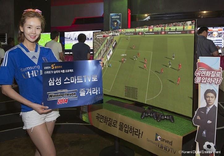 Nonton Bola Makin Seru dengan TV Bola dari Smasung