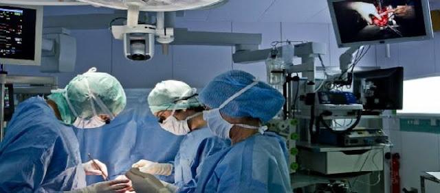 Phẫu thuật nội soi với công nghệ hội nghị trực tuyến